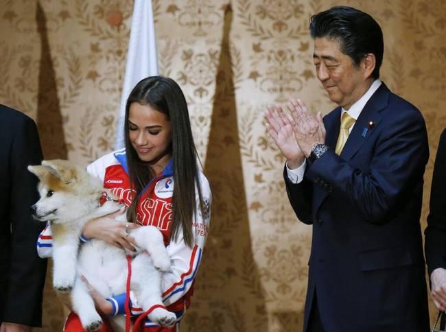 安倍赠送秋田犬给谁 安倍为什么要送秋田犬