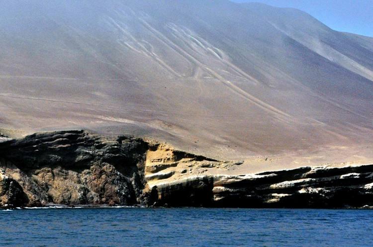 秘鲁再添未解之谜 震惊超25幅新地画被发现