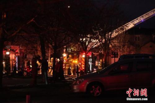 加拿大一楼房起火 起火原因是什么 为什么导致中国留学生伤亡
