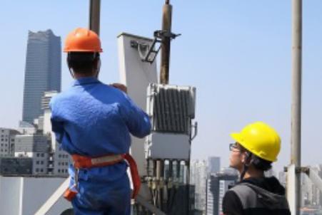 上海5G综合测试,将在虹口北外滩开展