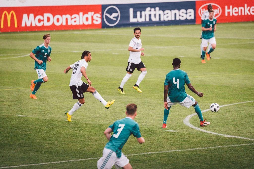 德国7-1轻取U20 真的是太厉害了