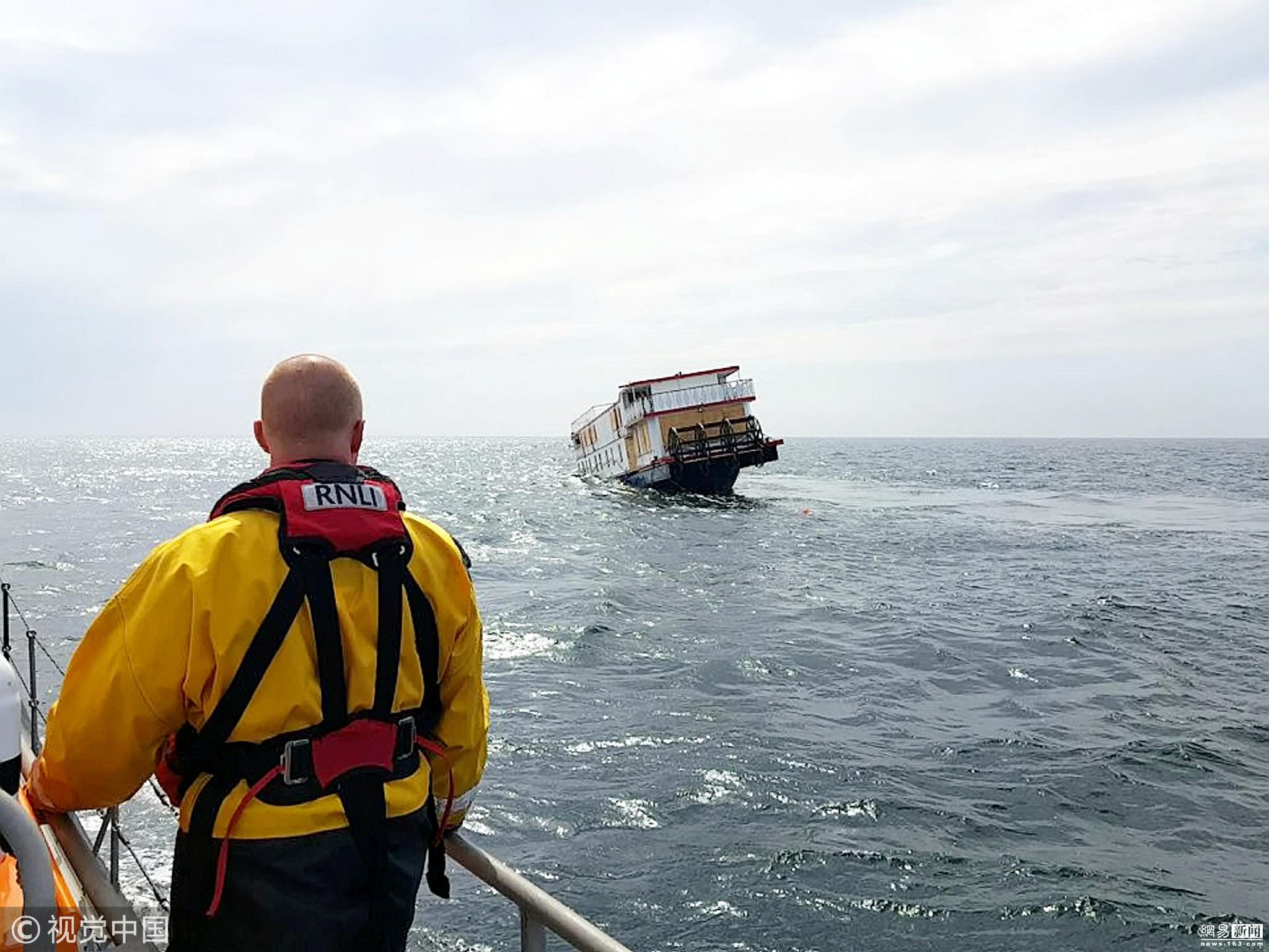 老船翻新首航沉海具体原因是什么 当时发生了什么