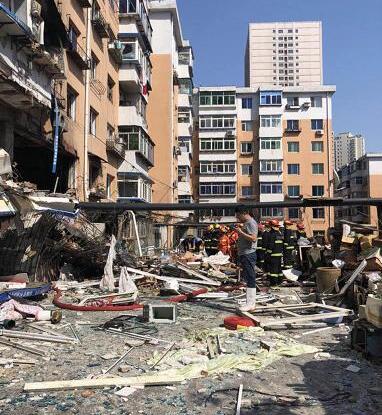 沈阳发生燃气爆炸具体情况 3人死亡令人心痛