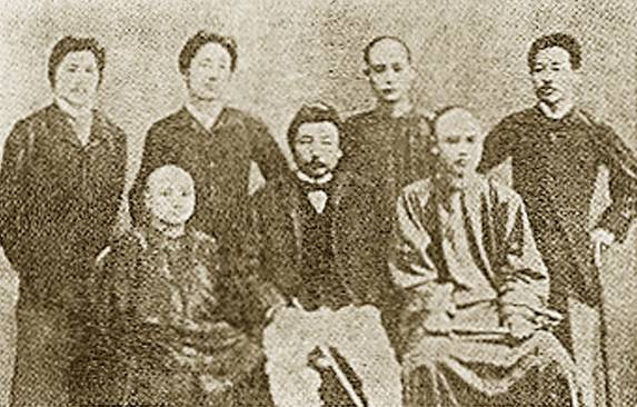 甲午战争日本以商养谍的幕后黑手是谁?
