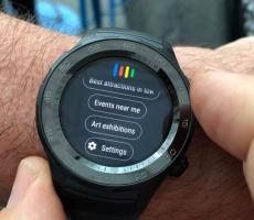 传谷歌正开发3款智能手表 预计今年秋天面世