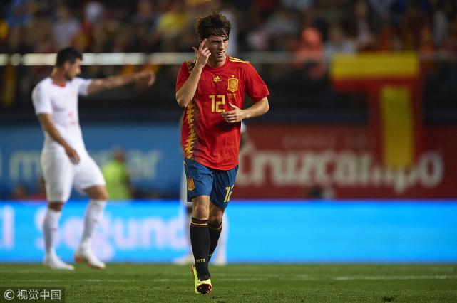 西班牙1-1瑞士 比赛亮点是什么