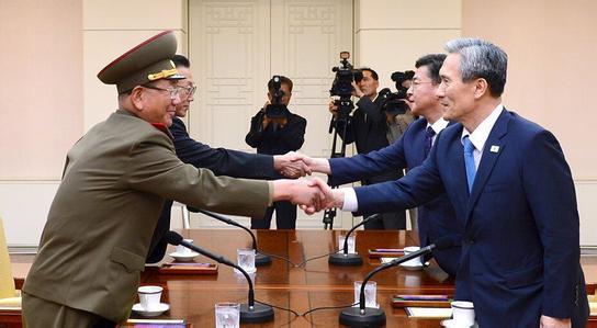 朝韩高级别会谈展开 朝韩关系将如何发展