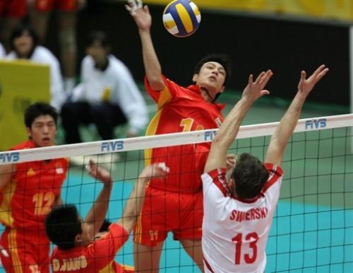 中国男排0-3波兰具体情况 中国男排失利原因
