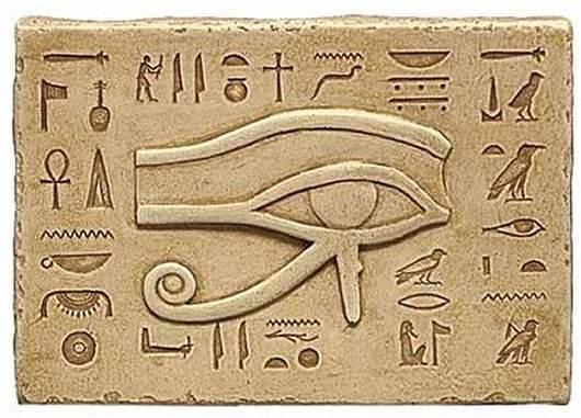 荷鲁斯之眼是什么 为什么说它是埃及会流泪的守护符