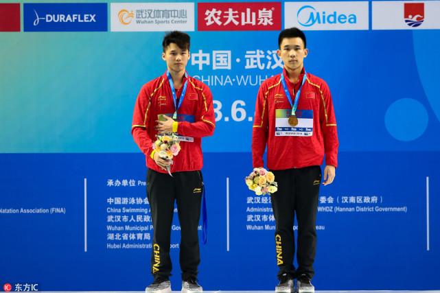 陈艾森杨昊夺冠具体情况 大比分超越亚军