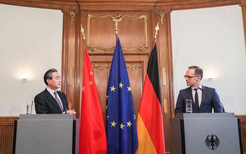 德国总统会见王毅说了什么 中德关系将如何发展