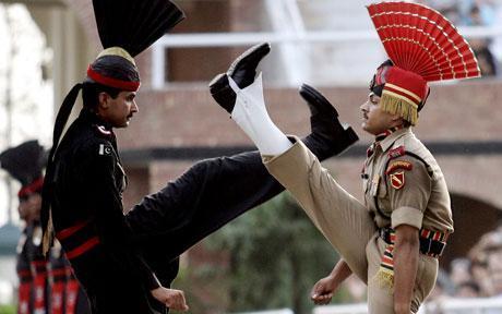 印巴上合反恐军演 印巴关系将如何发展