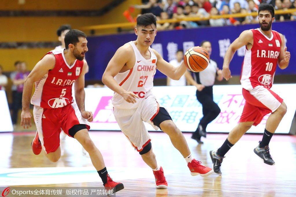 男篮84:73伊朗 比赛经过回顾