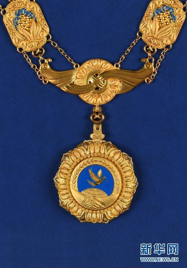 友谊勋章是什么 我国首个友谊勋章颁给了谁