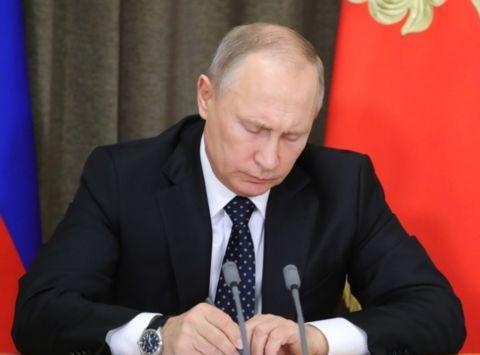 普京签署反制裁法具体情况 这是要针对谁