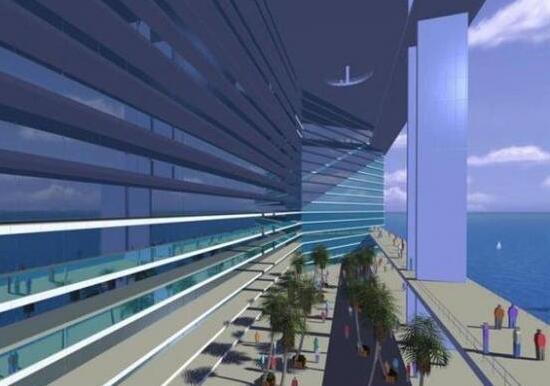 自由号海上漂浮城市在哪里 史上第一个人工智能海上浮岛