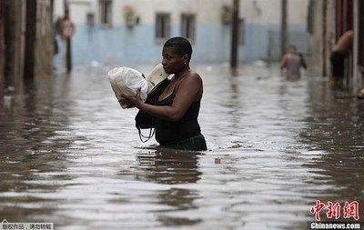 古巴暴雨7人死亡怎么回事 古巴为什么会下暴雨