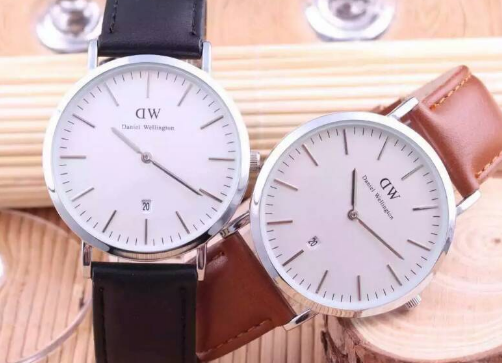 dw手表是什么档次啊 DW手表和CK手表哪个好