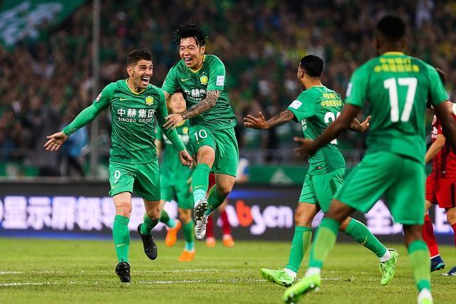 国安2-1上海上港 比赛经过回顾