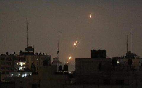 以战机轰炸加沙 以色列的目的是什么 具体情况介绍