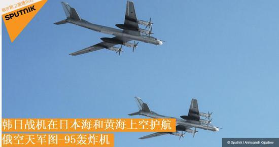 日韩护航俄轰炸机是怎么回事 详情介绍