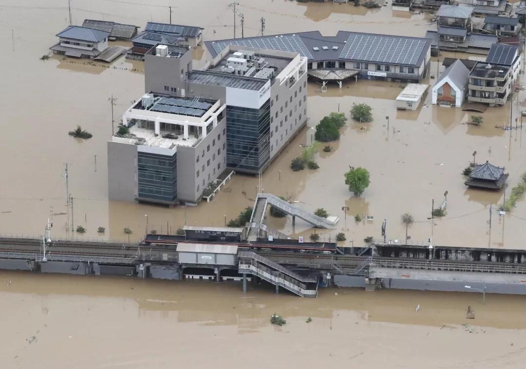 日本暴雨遇难过百 历史罕见的水灾 详情介绍