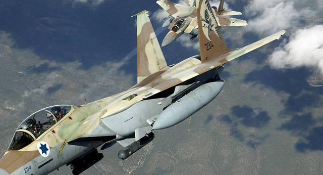 以色列战机被击伤 详情介绍