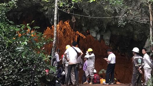 洞穴救援队员死亡 真的太可惜了 令人心痛
