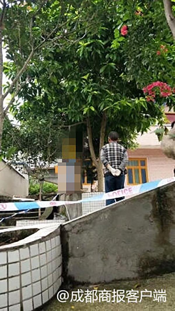 自贡女童上吊身亡是怎么回事 背后真相是什么 真的太令人心痛了