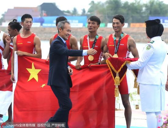 中国赛艇队夺6金  赛事回顾 详情介绍