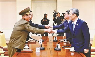 美韩讨论半岛局势 讨论了些什么 具体内容