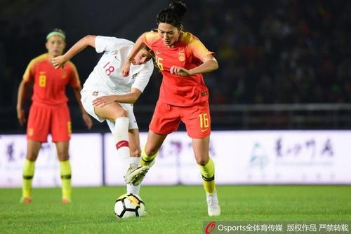 女足0-0葡萄牙 赛事回顾 详情介绍
