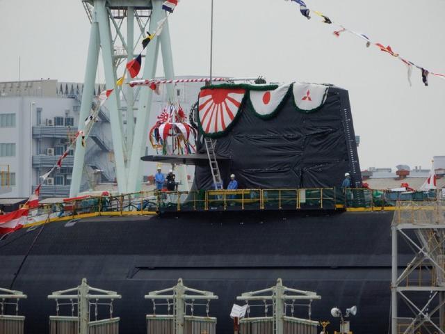 首艘装备锂电潜艇 详情介绍