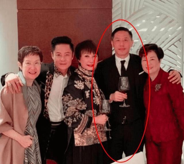 邓光荣小女儿大婚 邓光荣小女儿是谁 张学友也参加了婚礼