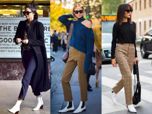 白色短靴怎么搭配衣服 怎么搭配才是最佳cp