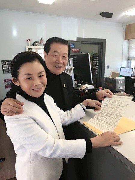 李昌钰公布婚讯 真是太幸福了 详情介绍
