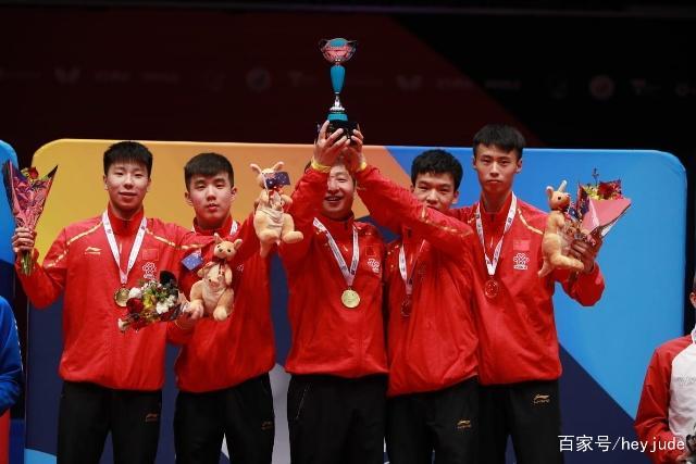 国乒世青赛冠军 日本媒体只能逞口舌之快 都说了些什么呢