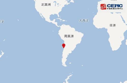 智利发生地震 震级几级 详情介绍