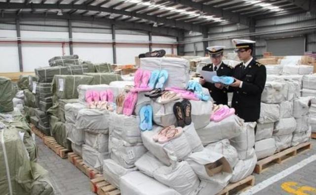 海关2亿侵权货物 货物4.45万批次 详情介绍