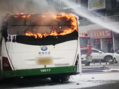 江苏公交车自燃 公交车自燃的原因是什么 有没有伤亡情况
