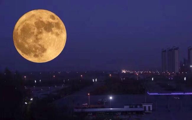 2019 超级月亮 你想和谁一起看 详情介绍