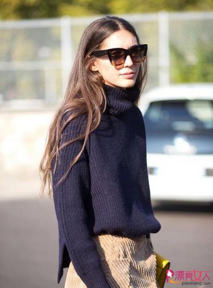 冬天毛衣怎么搭配 时髦又保暖 这三种搭配你pick哪一种