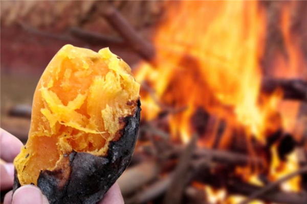 烤红薯和香蕉能一起吃吗 容易造成不适