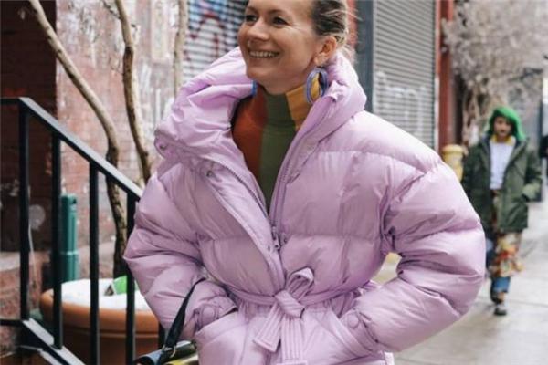 lenki lenki是什么牌子 明星最爱的羽绒服品牌