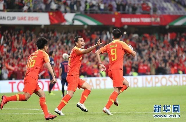 中国2-1泰国 晋级八强 详情介绍