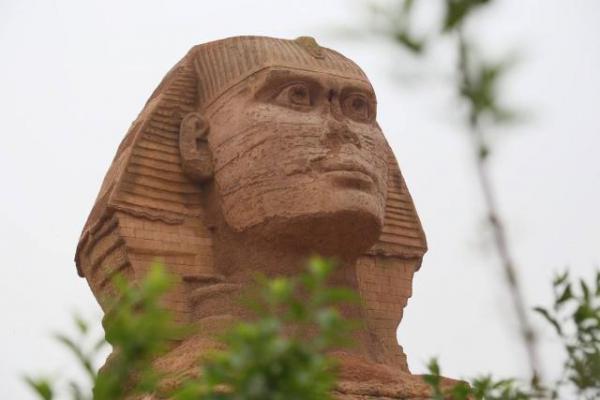 河北狮身人面被拆 疑遭埃及投诉抗议 详情介绍