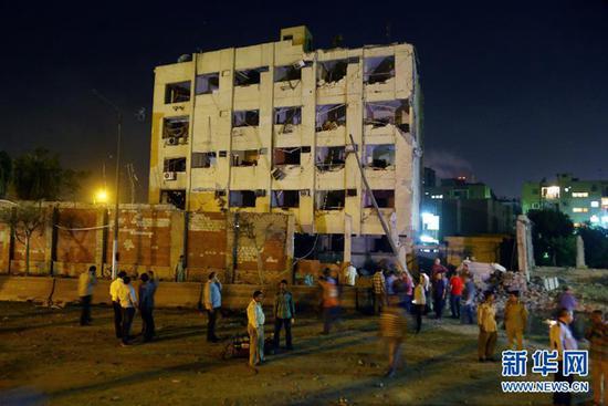 埃及开罗发生爆炸 爆炸的原因是什么 详情介绍
