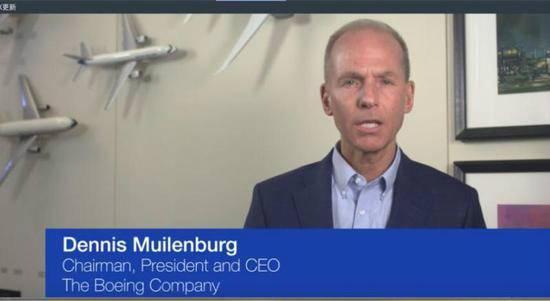 波音CEO公开信 强调了哪两个字 他如何看待这两起空难