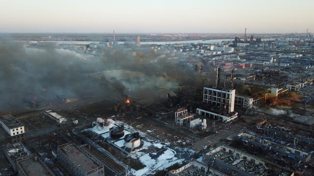 江苏爆炸12人遇难 事故发生的具体原因是什么