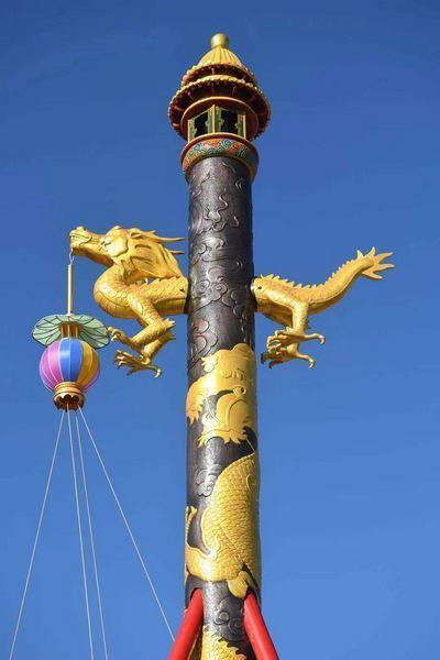 故宫拍卖天灯 复原品将进行公益拍卖 详情介绍